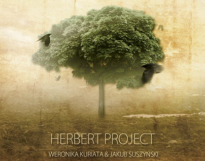 HERBERT PROJECT / DIGIPACK