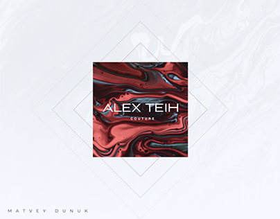 Alex Teih Couture Website