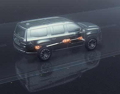 Jeep® | Grand Wagoneer 2021 | Reveal
