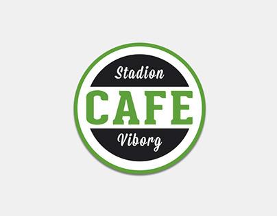 Stadion Café Viborg - complete identity