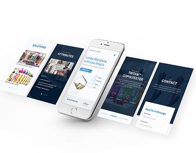 Business Link website design