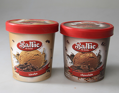 Baltic Ice Cream Pint (Redesign)
