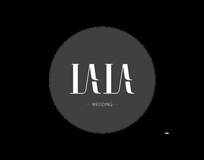 LALA - logo variations