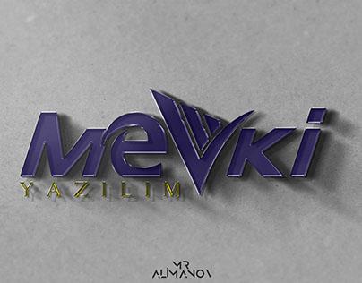 Mevki Yazılım Logo Çalışması
