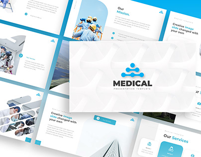 Medical - Hospital Service PowerPoint Template
