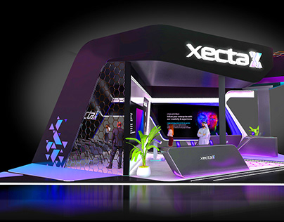Xecta @ SPEATCE Dubai 2021