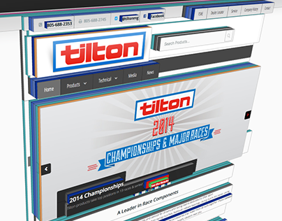 Website: Tilton Racing