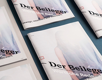 Der Beileger - Editorial Design