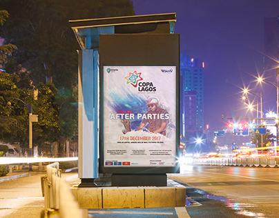Copa Lagos 2017 Poster Samples