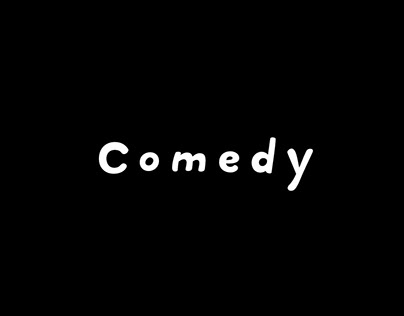Comedy channel Font