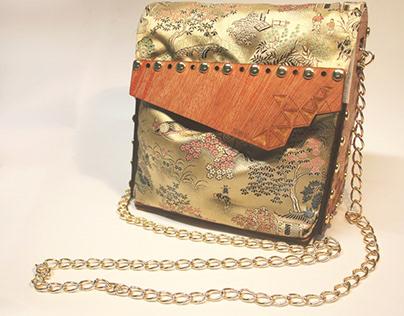 Laser Cut Bag Design
