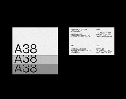A38 — Accountants don't print in colour.