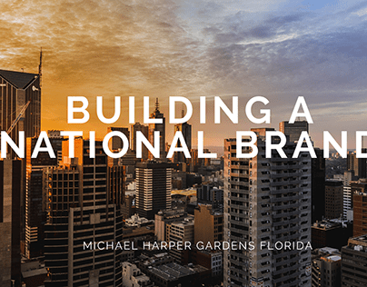 Building a National Brand