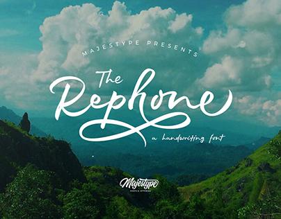 Rephone Font