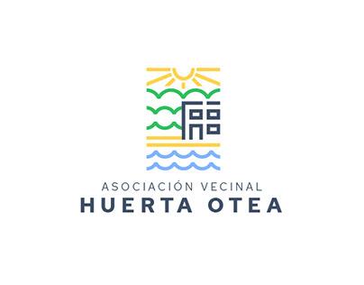Huerta Otea - Logo y Identidad Corporativa