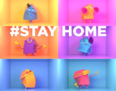 #STAY HOME PROJECT «WE»