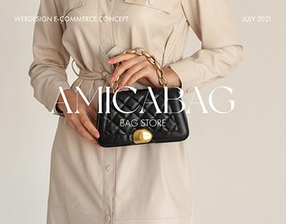AMICABAG - Website