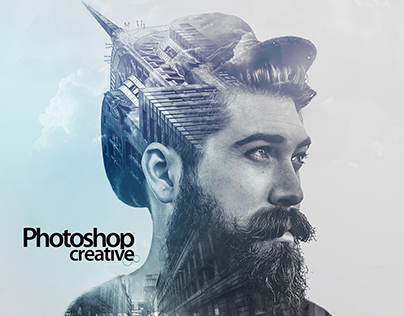 Double Exposure II - Elegance Beard