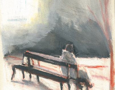 Two bench