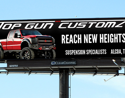 Top Gun Customz Digital Billboards