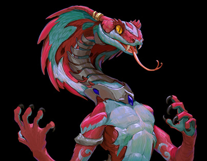 Fantasy Characters v2