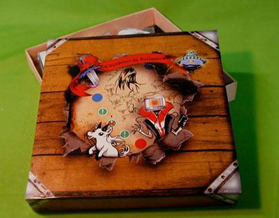 Board Game Caçadores de Relíquias