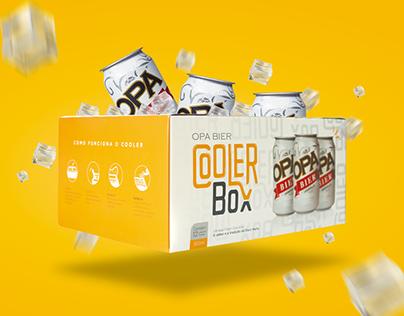 Cooler Box - Opa Bier