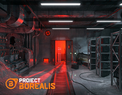 Project Borealis Concept Art | VOL 3