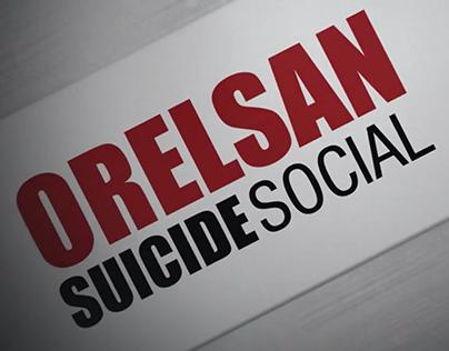 Orelsan : suicide social (music video)
