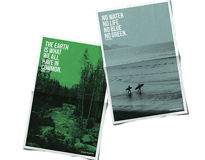 Earth Day Poster Series