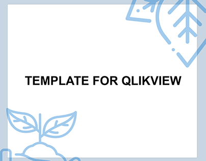 Template for Qlikview
