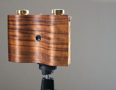 P.120 medium format camera