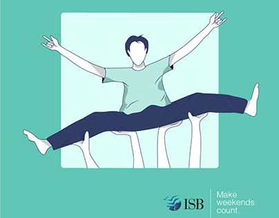 Social Media campaign For ISB