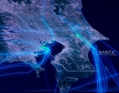 Visualization of Air Traffic (ENRI, Yasumasa Ichikawa)