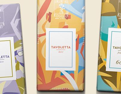 Tavoletta | Ivo Corsini Chocolate Packaging