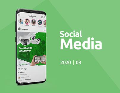 Social Media - 2020 vol. 3