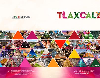 """Revista """"Turismo Tlaxcala 2017"""""""
