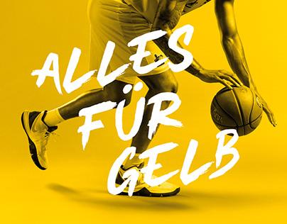 MHP RIESEN Ludwigsburg Saison 19/20