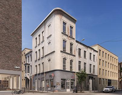 Antwerp street