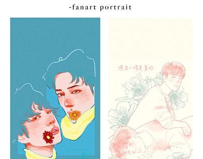 [Illustration] Fanart BJYX