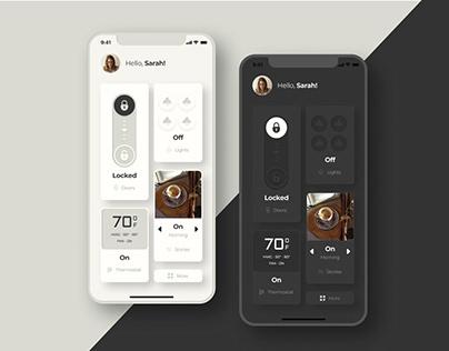 Smart Home. Mobile App.