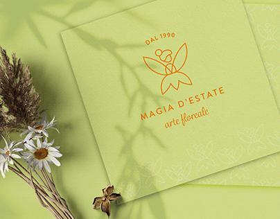 Magia D'Estate, arte floreale