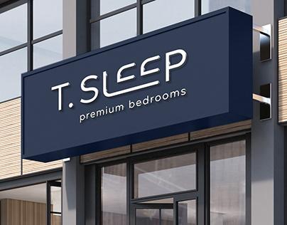 T.SLEEP | Branding