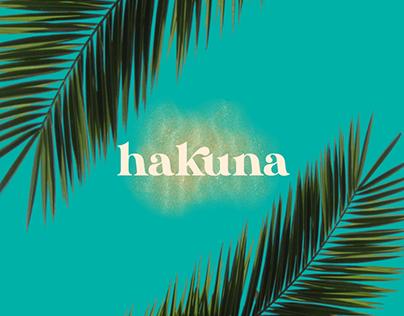 Hakuna - Moda Praia