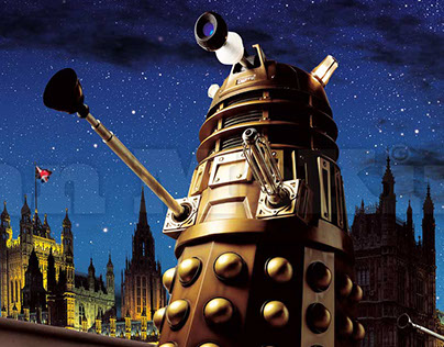 Daleks : the making of the 'Cover of the Century'