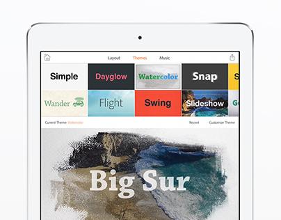Adobe Voice for iPad