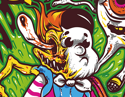 Gnarly! Clothing Halloween 2015 Collection