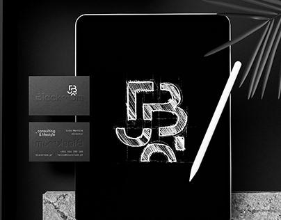 Black Room - Branding