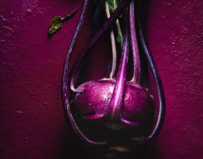 Create Knockout Minimalist Food Photos