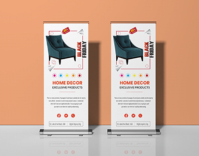 Promotional Roll Up Banner